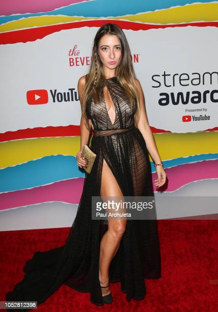 Actress / Social Media Personality Lauren Francesca attends the 8th Annual Streamy Awards at The Beverly Hilton Hotel on October 22, 2018 in Beverly...