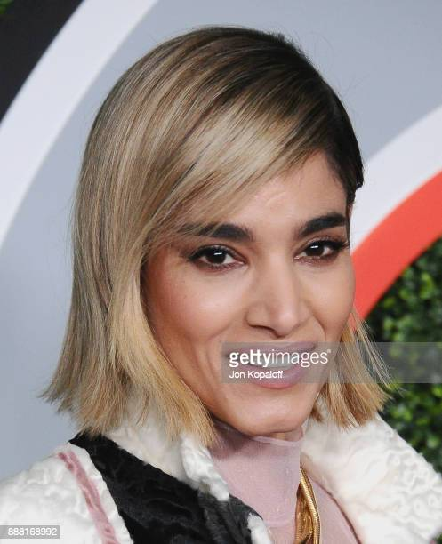 Actress Sofia Boutella attends the 2017 GQ Men Of The Year Party at Chateau Marmont on December 7 2017 in Los Angeles California