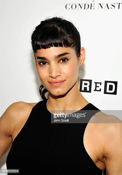 Actress Sofia Boutella attends WIRED Cafe during Comic-Con International 2016 at Omni Hotell on July 21, 2016 in San Diego, California.