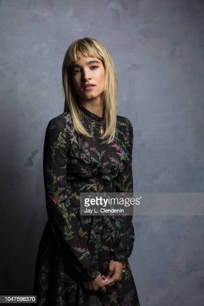 Actress Sofia Boutella from 'Climax'' is photographed for Los Angeles Times on September 8 2018 in Toronto Ontario PUBLISHED IMAGE CREDIT MUST READ...