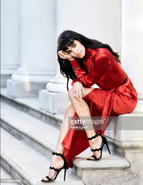 Actress Sofia Boutella is photographed for Universal Pictures on April 1, 2017 in Los Angeles, California.