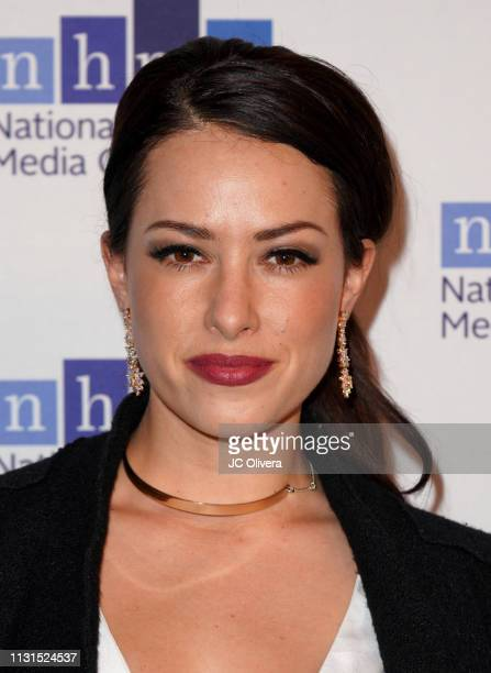 Actress Sofia Lama attends the 22nd Annual National Hispanic Media Coalition Impact Awards Gala at Regent Beverly Wilshire Hotel on February 22 2019...