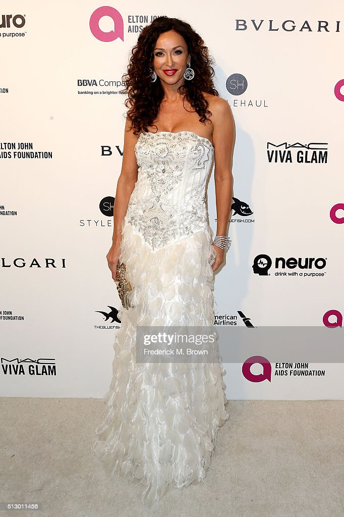 Actress Sofia John The 24th Elton Milos Photo Annual Attends Aids 0OknwP8