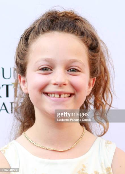 Actress Sofia Rosinsky attends the 38th Annual Young Artists Awards at Alex Theatre on March 17 2017 in Glendale California