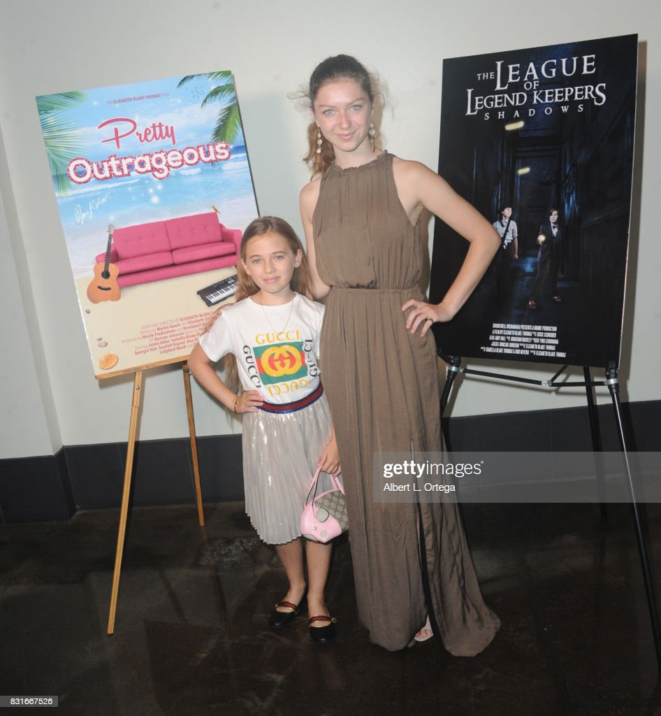 "Screening Of ""Pretty Outrageous"" And ""The League Of Legend Keepers"" : News Photo"