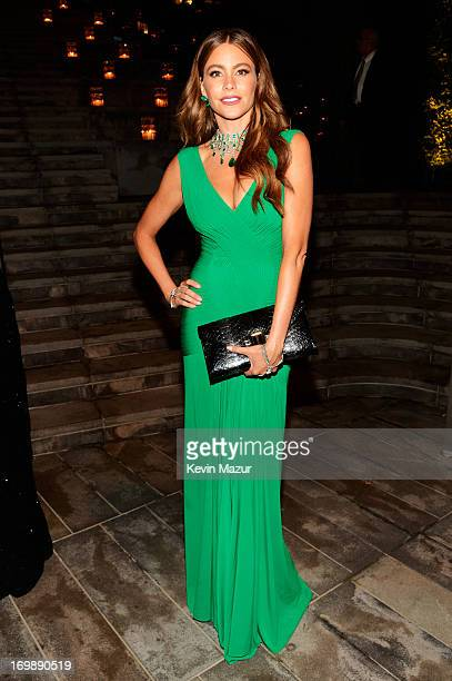 Actress Sofia Vergara attends 2013 CFDA Fashion Awards at Alice Tully Hall on June 3 2013 in New York City