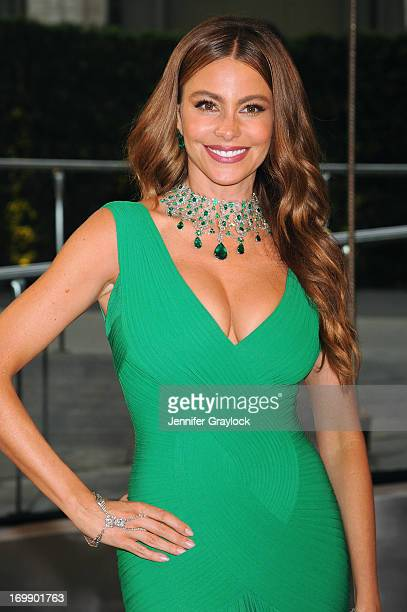 Actress Sofia Vergara attends 2013 CFDA FASHION AWARDS underwritten by Swarovski at Lincoln Center on June 3 2013 in New York City
