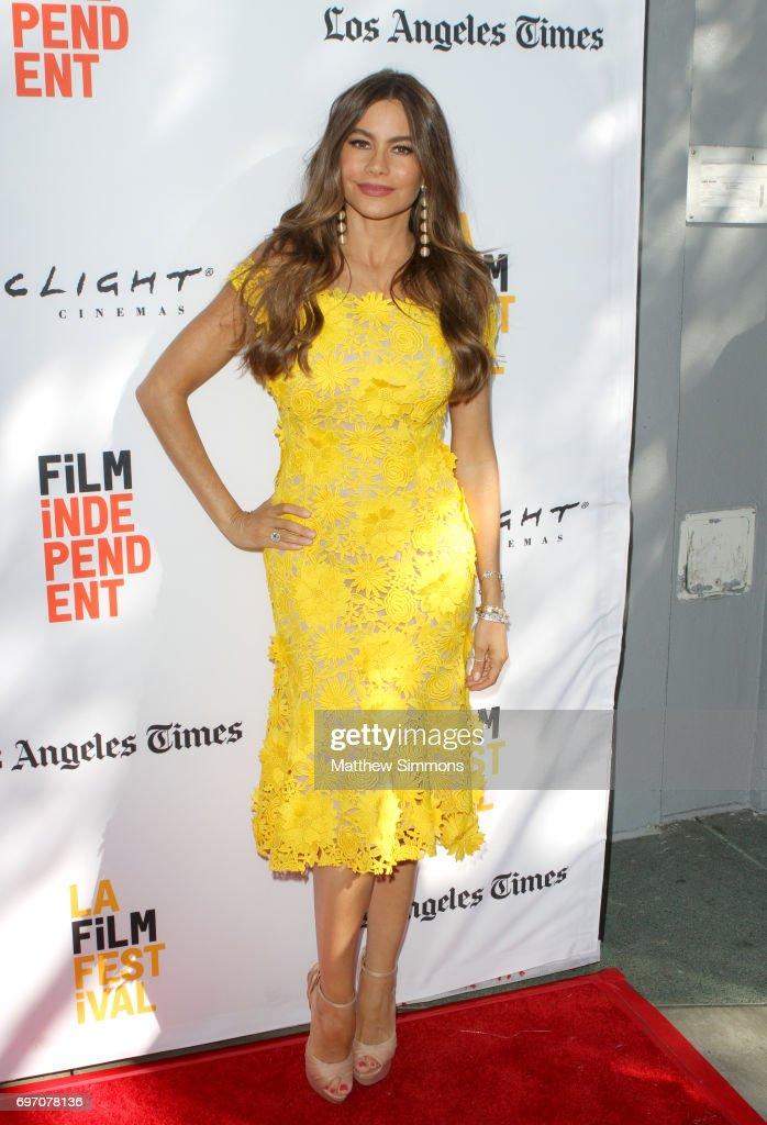 "2017 Los Angeles Film Festival - Screening Of ""The Female Brain"" - Arrivals"