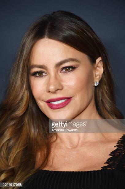 Actress Sofia Vergara attends the ATT Hello Lab's Guilty Party History Of Lying Season 2 Premiere at the ArcLight Hollywood on October 2 2018 in...