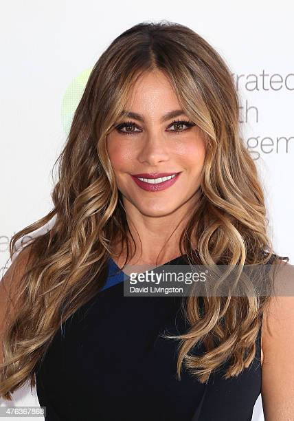 Actress Sofia Vergara attends the SAG Foundation's 6th Annual Los Angeles Golf Classic on June 8 2015 in Burbank California