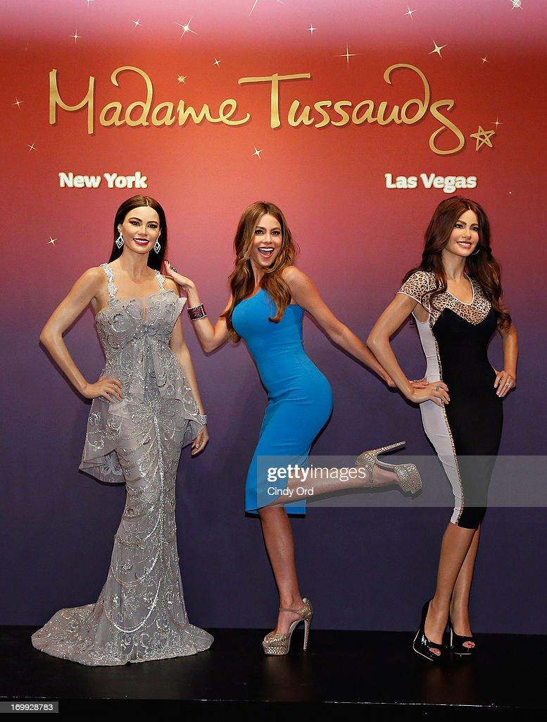 Madame Tussauds Wax Museum Celebrities