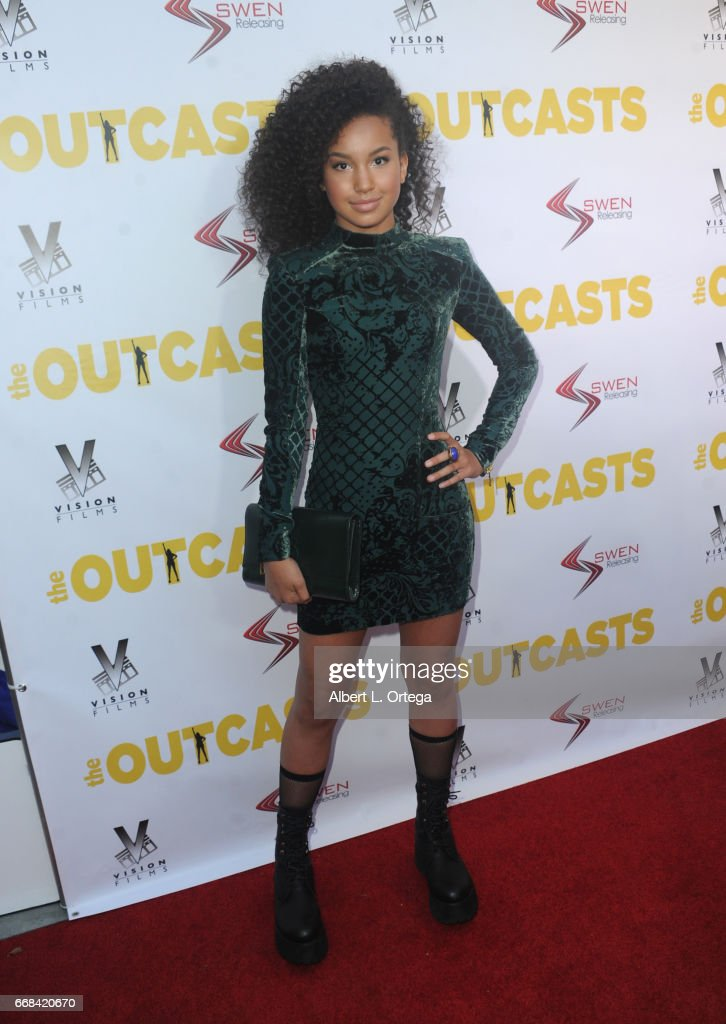 "Premiere Of Swen Group's ""The Outcasts"" - Arrivals : News Photo"