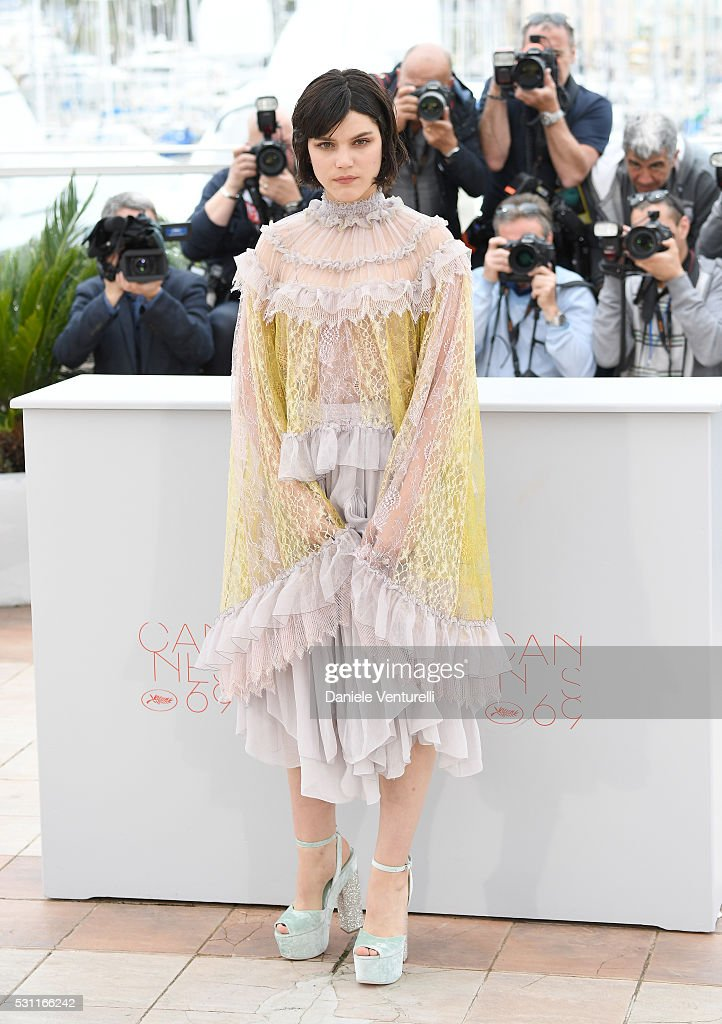 """""""The Dancer """" Photocall - The 69th Annual Cannes Film Festival"""