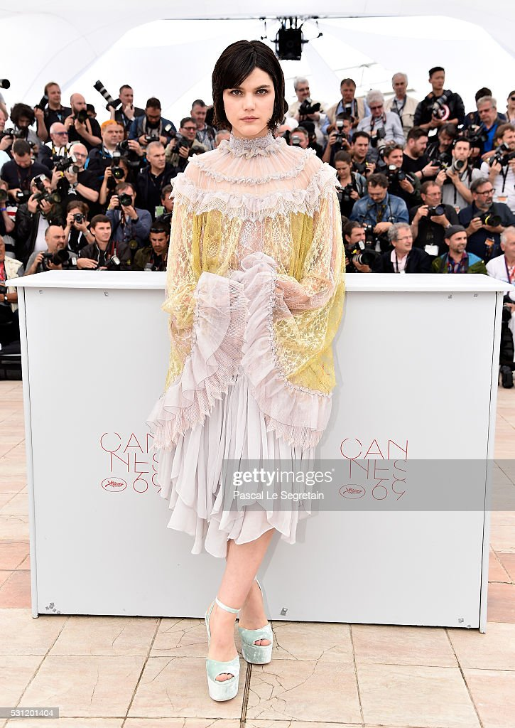 """The Dancer"" Photocall - The 69th Annual Cannes Film Festival"