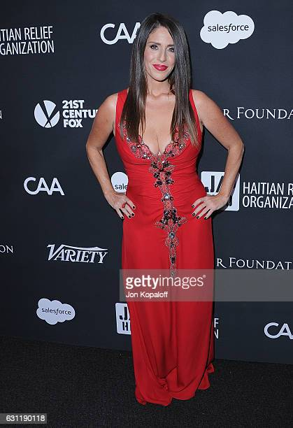 Actress Soleil Moon Frye arrives at the 6th Annual Sean Penn Friends HAITI RISING Gala Benefiting J/P Haitian Relief Organization at Montage Beverly...
