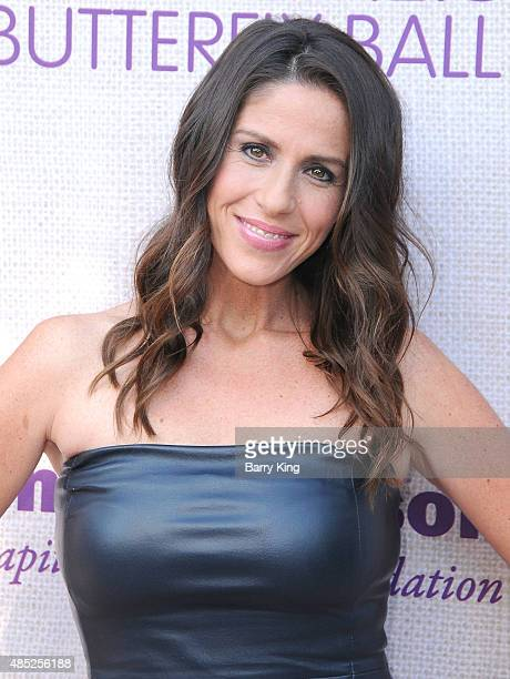Actress Soleil Moon Frye attends the 14th annual Chrysalis Butterfly Ball sponsored by Audi Kayne Anderson Lauren B Beauty and Z Gallerie on June 6...