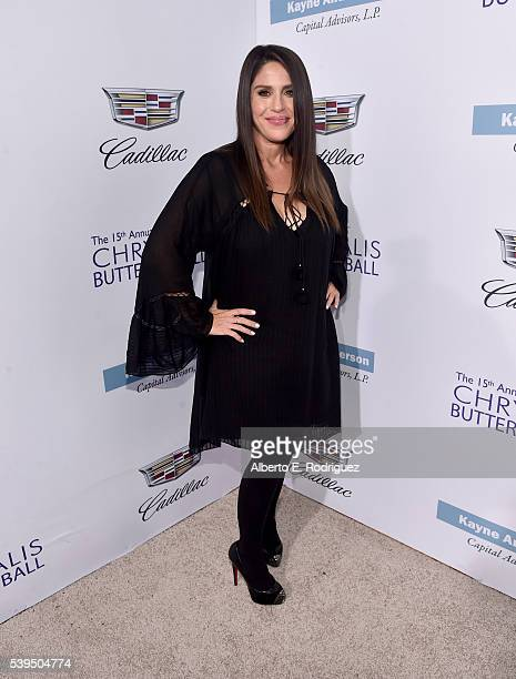 Actress Soleil Moon Frye attends the 15th Annual Chrysalis Butterfly Ball at a Private Residence on June 11, 2016 in Brentwood, California.