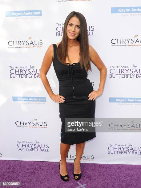 Actress Soleil Moon Frye attends the 16th annual Chrysalis Butterfly Ball on June 3 2017 in Brentwood California