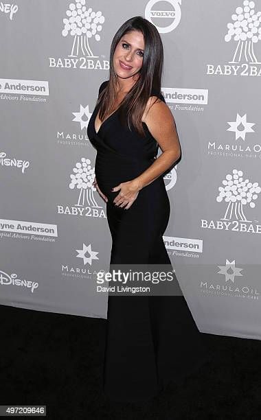 Actress Soleil Moon Frye attends the 2015 Baby2Baby Gala presented by MarulaOil Kayne Capital Advisors Foundation honoring Kerry Washington at 3LABS...