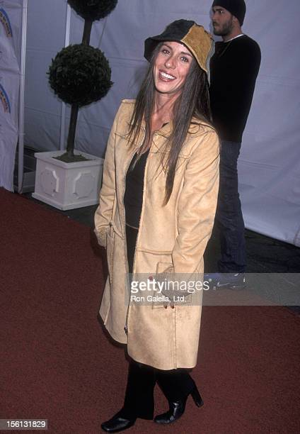 Actress Soleil Moon Frye attends the Eighth Annual Dream Halloween to Benefit Children Affected by Aids Foundation on October 27 2001 at The Barker...