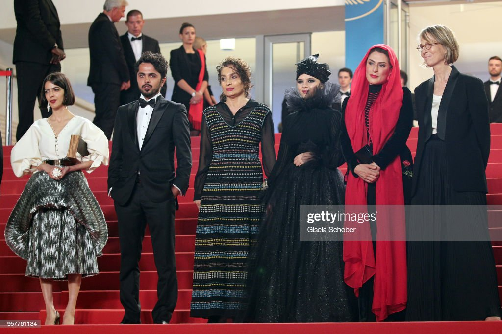 """""""3 Faces """" Red Carpet Arrivals - The 71st Annual Cannes Film Festival"""
