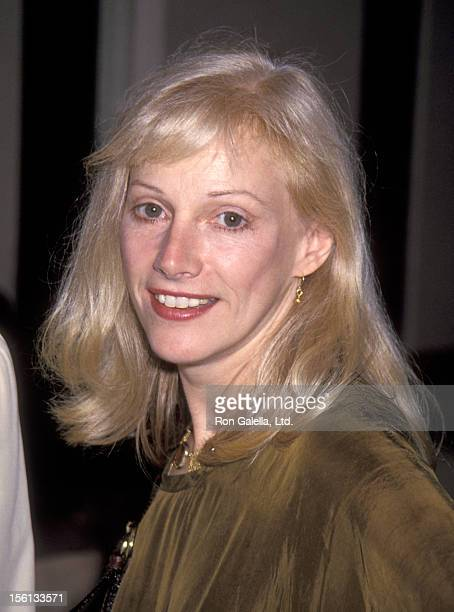 Actress Sondra Locke attends the 17th Annual Women in Film Crystal Awards on June 11 1993 at Beverly Hilton Hotel in Beverly Hills California