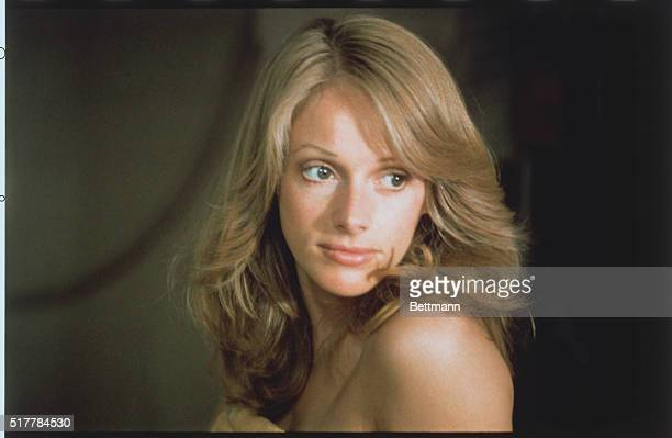 Actress Sondra Locke in movie The Gauntlet