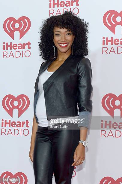 Actress Sonequa MartinGreen attends the 2014 iHeartRadio Music Festival at the MGM Grand Garden Arena on September 19 2014 in Las Vegas Nevada