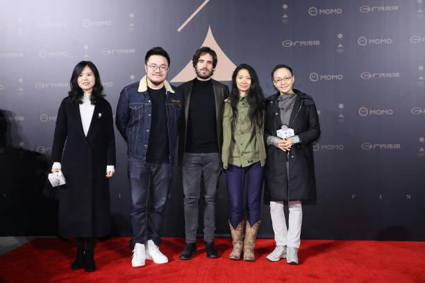 CHN: Chinese Director Chloe Zhao
