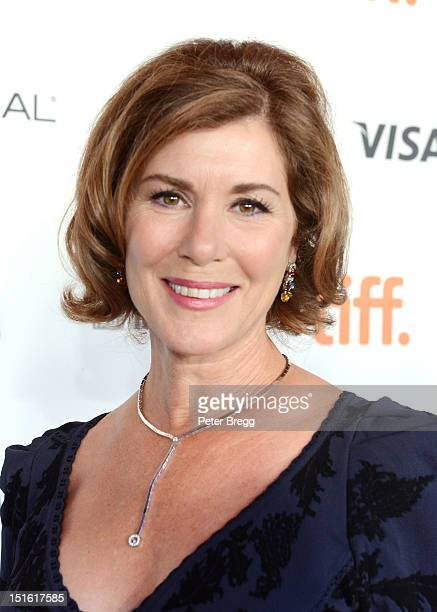 Actress Sonja Smits attends The Board Gala The Night That Never Ends during the 2012 Toronto International Film Festival at Corus Quay on September 8...