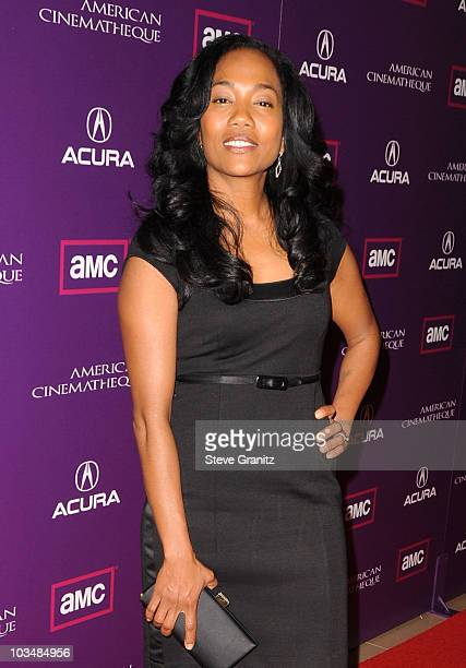 Actress Sonja Sohn arrives at the 23rd Annual American Cinematheque Awards held at the Beverly Hilton on December 1 2008 in Beverly Hills California