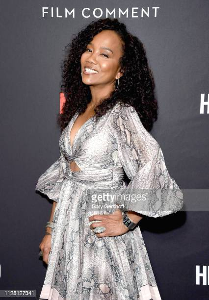 Actress Sonja Sohn attends the New York premiere of 'High Flying Bird' at Walter Reade Theater on February 07 2019 in New York City