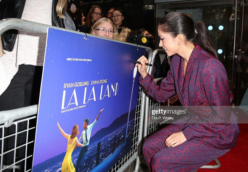 'La La Land' - Patrons Gala - 60th BFI London Film Festival : News Photo