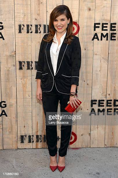 Actress Sophia Bush attends FEED USA Target launch event on June 19 2013 in New York City