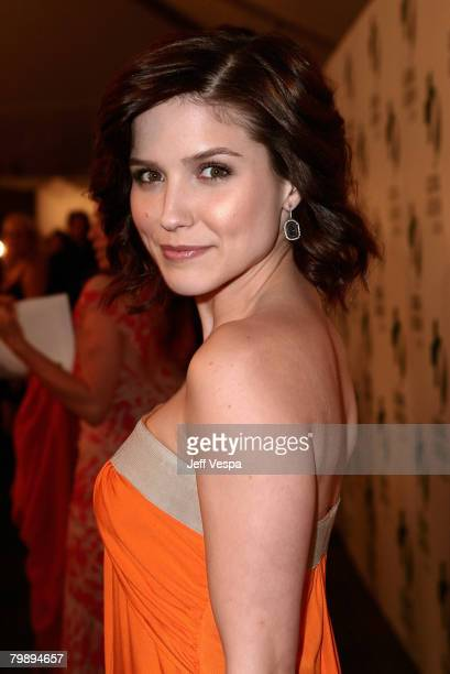 Actress Sophia Bush attends Global Green USA's 5th Annual Pre Oscar Party at Avalon Hollywood on February 20, 2008 in Los Angeles, California.