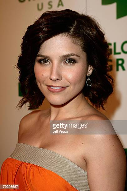 Actress Sophia Bush attends Global Green USA's 5th Annual Pre Oscar Party at Avalon Hollywood on February 20 2008 in Los Angeles California