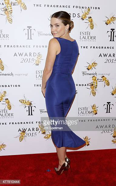 Actress Sophia Bush attends the 2015 Fragrance Foundation Awards at Alice Tully Hall at Lincoln Center on June 17 2015 in New York City