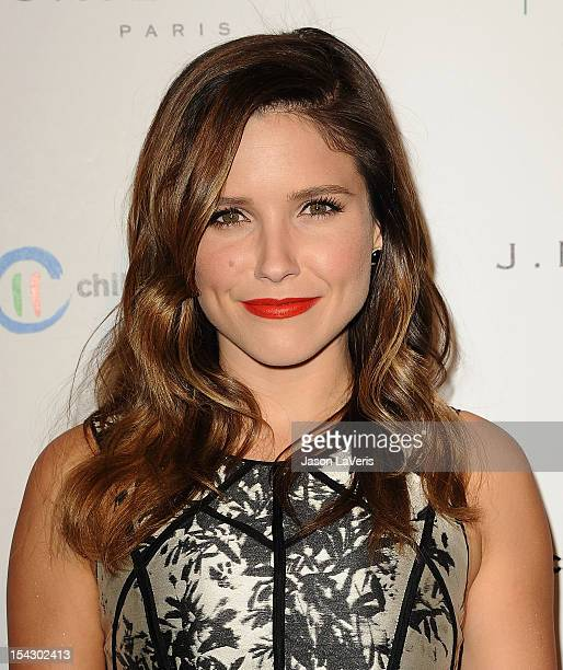 Actress Sophia Bush attends the 3rd annual Autumn Party at The London West Hollywood on October 17, 2012 in West Hollywood, California.