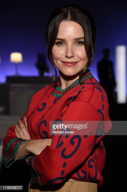 Actress Sophia Bush attends the annual Milken Institute Global Conference at The Beverly Hilton Hotel on April 30 2019 in Beverly Hills California
