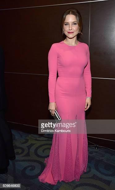 Actress Sophia Bush attends the Yahoo News/ABC News White House Correspondents' Dinner PreParty at Washington Hilton on April 30 2016 in Washington DC