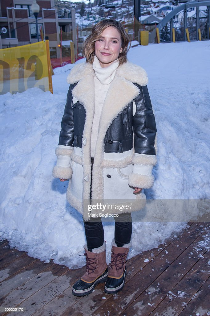 Celebrity Sightings In Park City - January 22, 2016 : News Photo