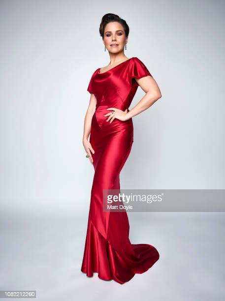 Actress Sophia Bush poses for a portrait at The National Board of Review Annual Awards Gala on January 8 2019 at Cipriani 42nd Street in New York City