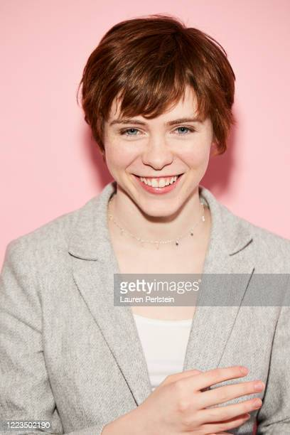 Actress Sophia Lillis is photographed for EliteDailycom on December 5 2019 in New York City PUBLISHED IMAGE