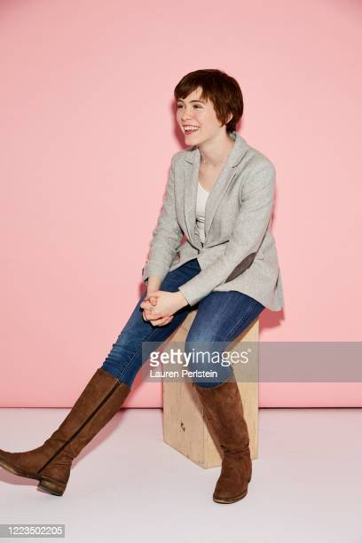 Actress Sophia Lillis is photographed for EliteDailycom on December 5 2019 in New York City