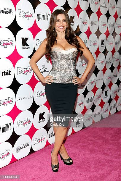 Actress Sophia Vergara attends the 15th annual People en Espanol 50 Most Beautiful Issue Celebration at Guastavino's on May 19 2011 in New York City