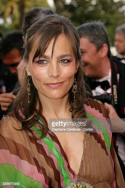 Actress Sophie Duez at the premiere of 'Chromophobia' during the 58th Cannes Film Festival