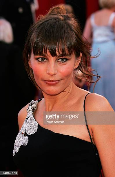 """Actress Sophie Duez attends the 60th International Cannes Film Festival closing ceremony and """"L'Age des Tenebres"""" arrivals at the Palais des..."""