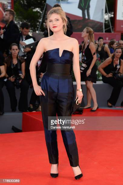 """Actress Sophie Kennedy Clark attends """"Philomena"""" Premiere during the 70th Venice International Film Festival at Sala Grande on August 31, 2013 in..."""