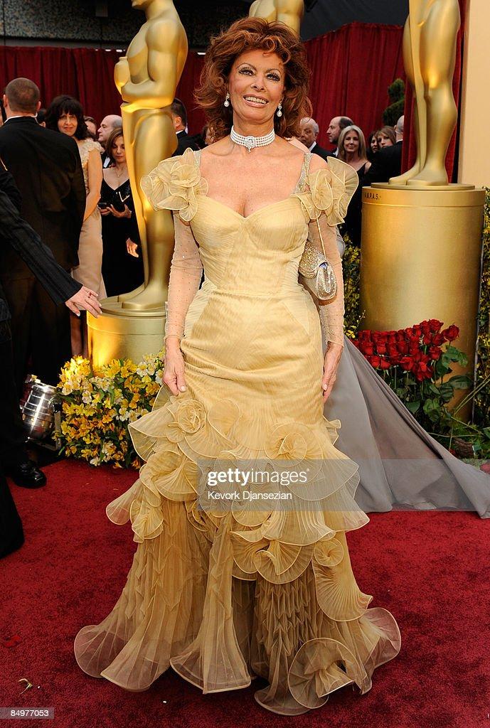 81st Annual Academy Awards - Arrivals : News Photo