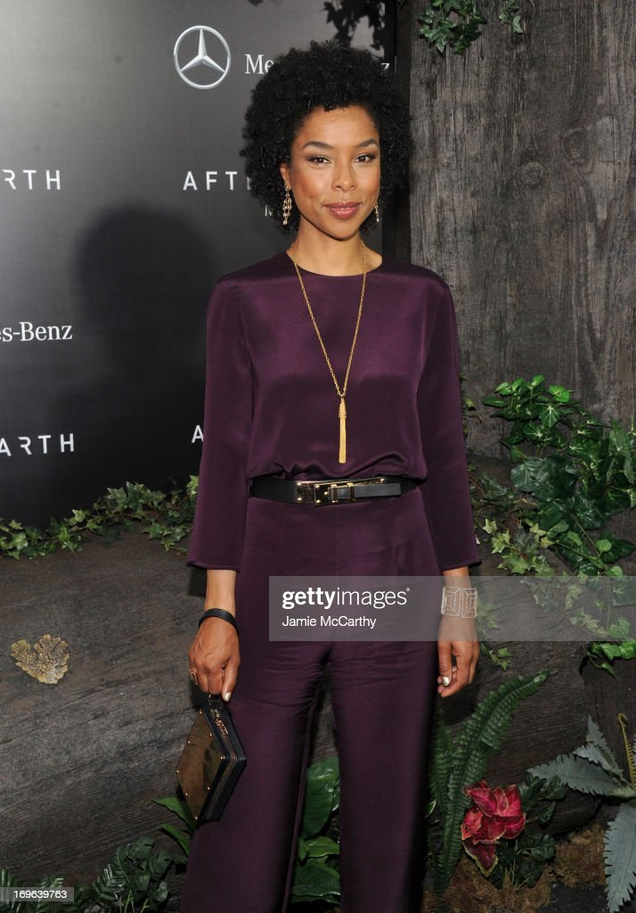 Columbia Pictures And Mercedes-Benz Present The US Red Carpet Premiere Of AFTER EARTH : News Photo